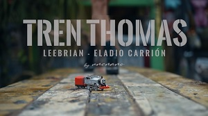 Leebrian Ft. Eladio Carrion - Tren Thomas